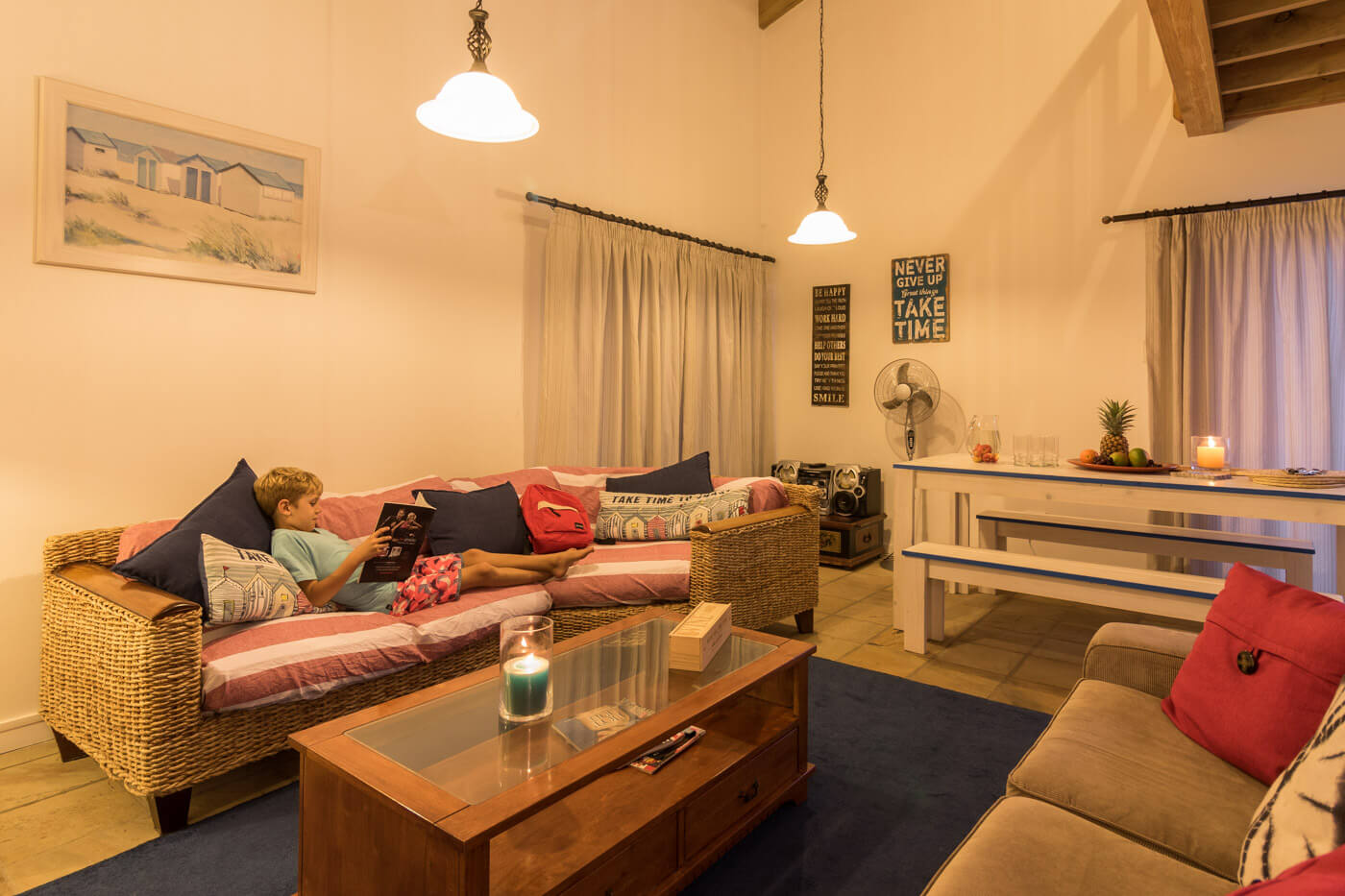 Family Holiday Accommodation Kenton on Sea